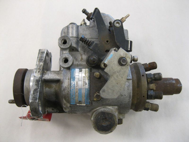 Diesel Fuel Injection Pump Used DB2831 5485, HMMWV M998