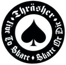 Skateboard Magazine Logo Sticker Decal Spade Live To Skate Or Die
